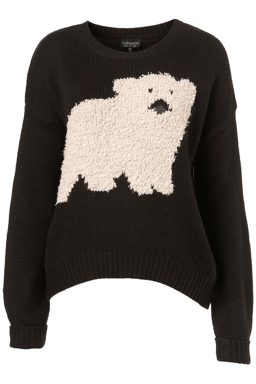 Knitting Pattern Bear Jumper : Jazzy Jumpers (gran lingo?) Snap Fashion