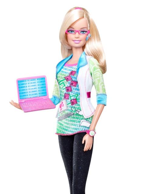 Barbie Engineer