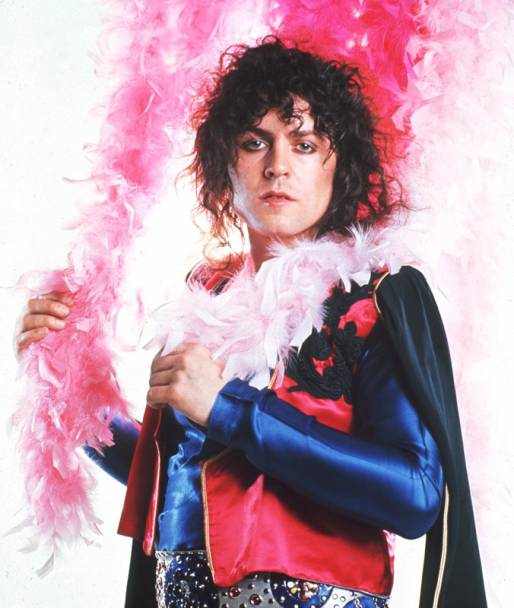 Unlikely Fashion Icon Marc Bolan Snap Fashion