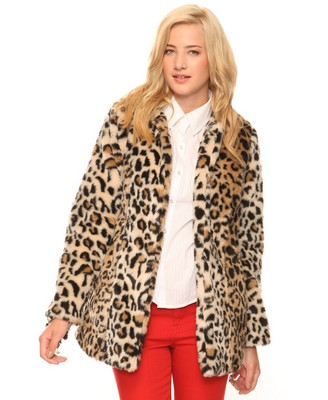 a7d3060064e0 Can you believe this cheetah coat is £32.75 from Forever 21?!