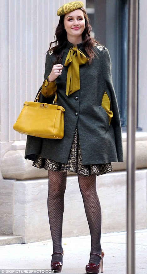 Gossip Girl Autumn Fashion