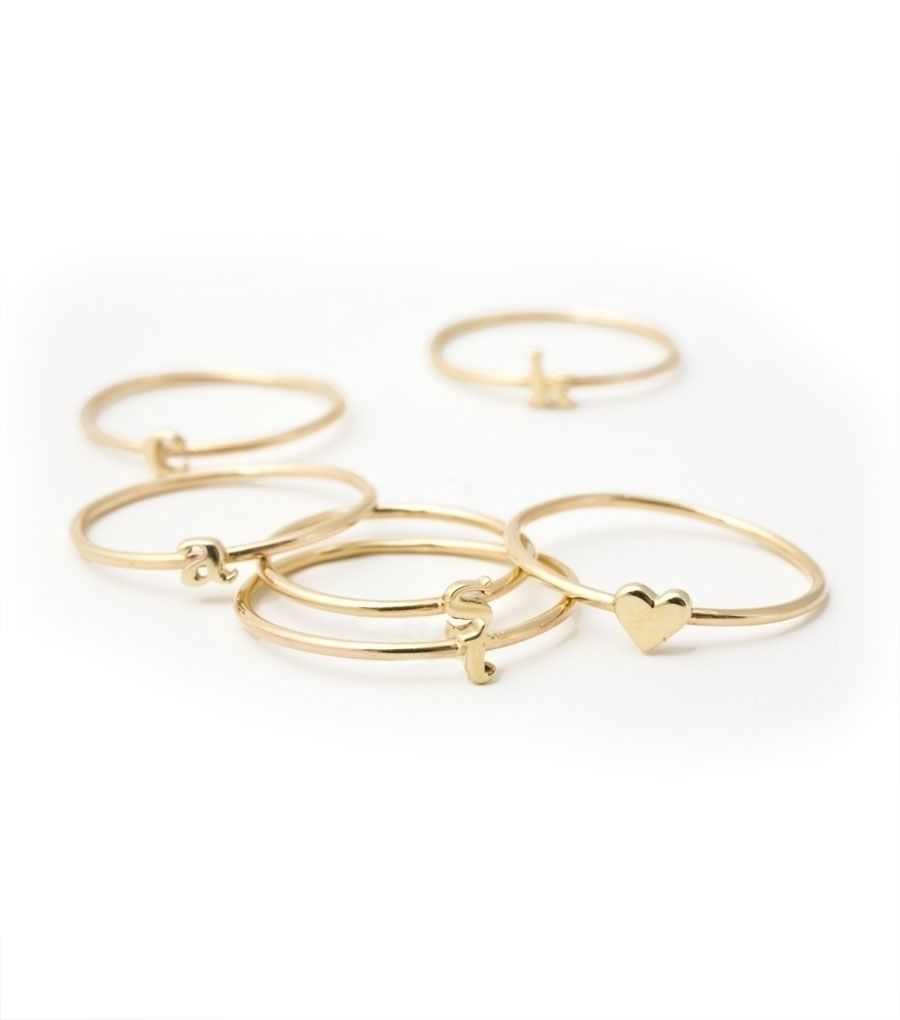 top 5 gold rings snap fashion