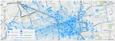 tech city map snap fashion