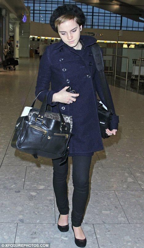 Style Crush Emma Watson Off Duty Snap Fashion