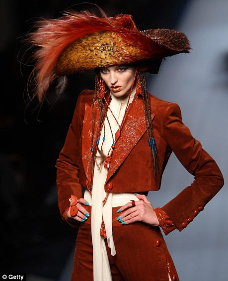 Happy birthday jean paul gaultier snap fashion - Age de jean paul gaultier ...