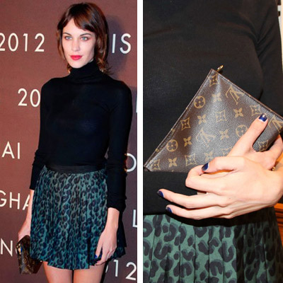 Returns The Leopard: Alexa Chung